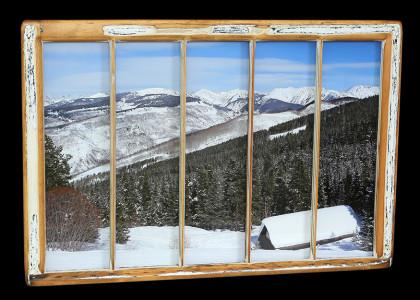 Snow Cabin (1) - Click Image