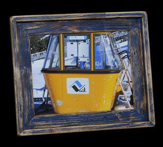 Yellow Gondola (Blue) - Click Image