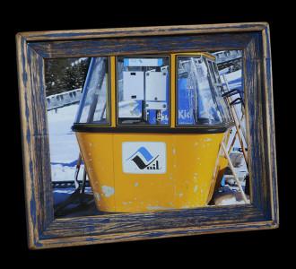 Yellow Gondola (Blue_2) - Click Image