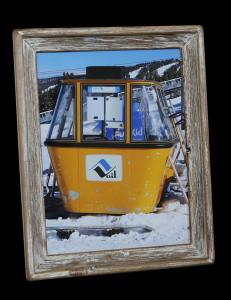 Yellow Gondola (White) - Click Image
