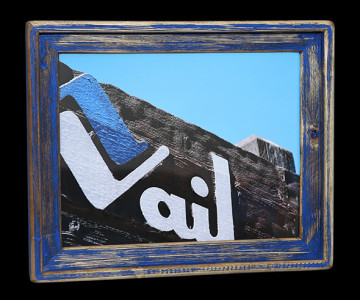 Vail Old School (Blue) - Click Image