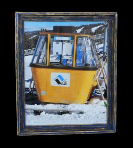 Yellow Gondola (Blue_4) - Click Image