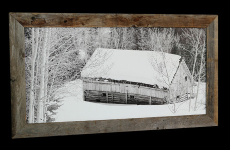 Holden Barn - Black & White - Click Image