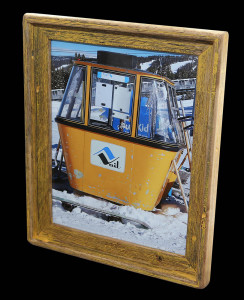 Yellow Gondola (Yellow_2) - Click Image