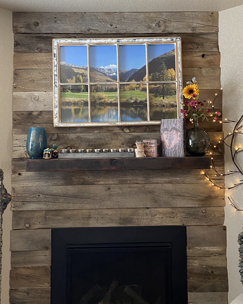 Patti & Bernard ~ Castle Pines, Colorado